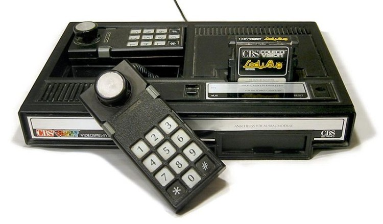 ColecoVision Games Console - Computing History