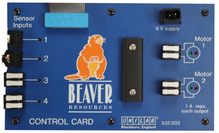 Scan of Document: Beaver Control Kit