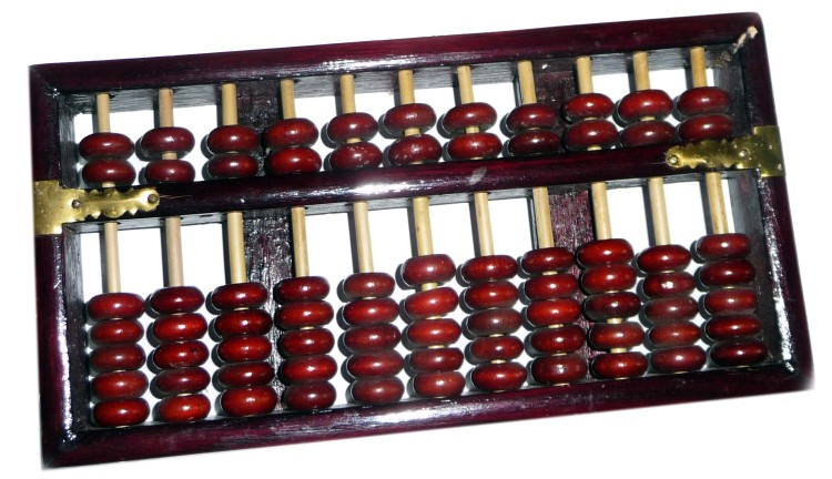 Logical abacus
