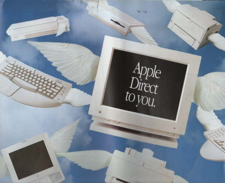 Scan of Document: Apple Direct To You