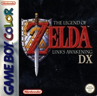 The Legend of Zelda Link's Awakening DX