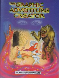 The Graphic Adventure Creator