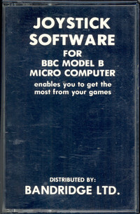Pro-Link - Joystick Software for BBC