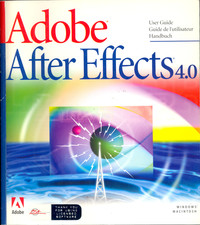 Adobe After Effects 4.0 User Guide