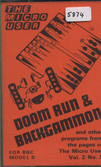 Doom Run & Backgammon