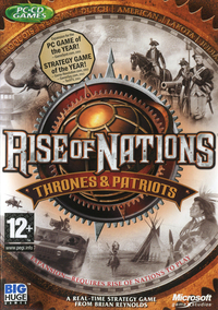 Rise of Nations: Thrones & Patriots (Expansion)