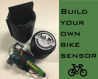 Build Your Own Bike Sensor - Tuesday 14th August 2018