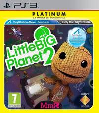 Little Big Planet 2 (Platinum Edition)