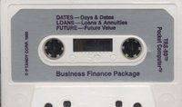 Business Finance Package Cassette 2