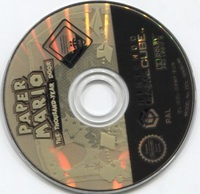 Paper Mario: The Thousand Year Door (Disc Only)
