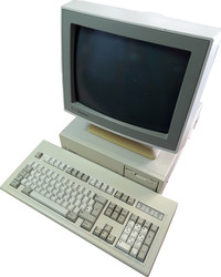 British Telecom M5210 Series PC
