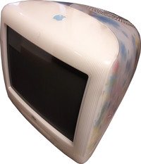 Apple iMac G3 DV (Slot Loading Flower Power)