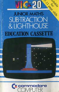 VIC 20 Sub-Traction & Lighthouse