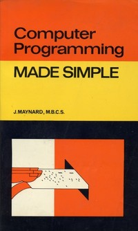 Computer Programming Made Simple