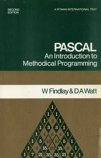 PASCAL - An Introduction to Methodical Programming
