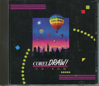 Corel Draw 3.0 Rev B-A