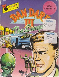 Dan Dare III - The Escape