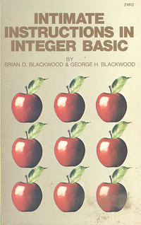 Intimate Instructiobns in Integer BASIC