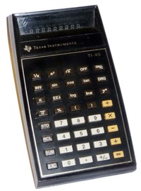 TI-45 Scientific Calculator