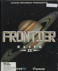 Frontier Elite II (CD ROM)