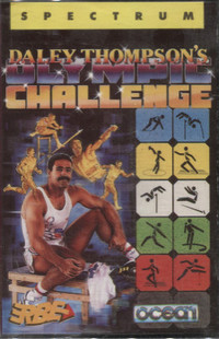 Daley Thompson's Olympic Challenge (Erbe)