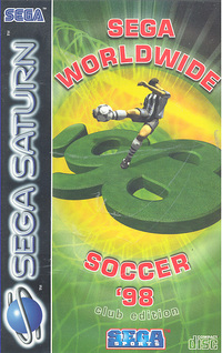 Worldwide Soccer '98 Club Edition