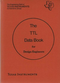 The TTL data book for design engineers.