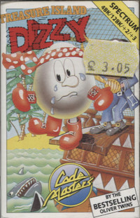 Treasure Island Dizzy (Signed)