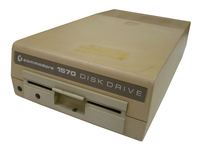 Commodore 1570 Disk Drive