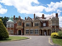 Bletchley park officially opens to the public