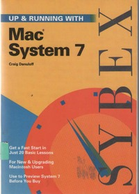 Up & Running With Mac System 7