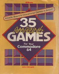 35 Amazing Games for your Commodore 64