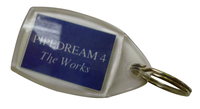 Pipedream 4 The Works Keyring