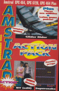 Amstrad Action Pack (Tape 20)