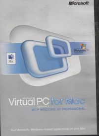 Virtual PC for Mac version 7