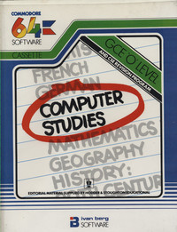 Computer Studies - GCE 'O' Level and CSE Revision