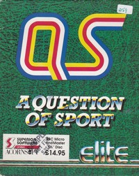 A Question Of Sport (Disk)