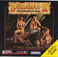 Barbarian II The Dungeon Of Drax