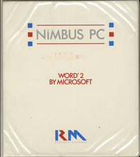 RM Nimbus Word 2 by Microsoft PN 15240 (New Style Layout)