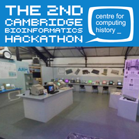 The Second Cambridge Bioinformatics Hackathon - Monday 10th - Wednesday 12th December 2018
