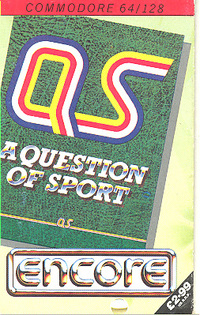 A Question of Sport Encore