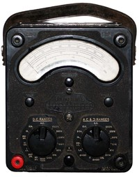 Avometer Model 8 (sometimes referred to as the 8 Mark 1)