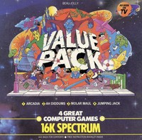 Value Pack 16K Spectrum
