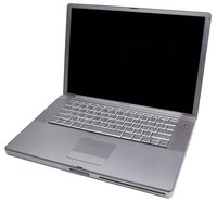Apple Macintosh PowerBook G4 Model A1106