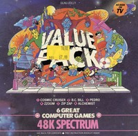 Value Pack 48K Spectrum