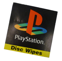 Sony Playstation Disc Wipes