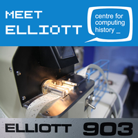 Meet Elliott - Our Oldest Working Computer - Friday 9th August 2019