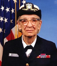 Computer Pioneer Grace Hopper is Born