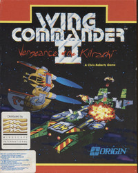 Wing Commander II: Vengeance of the Kilrathi (5.25