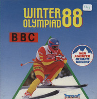 Winter Olympiad 88 (Disk)